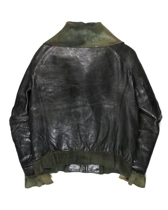 Carol Christian Poell Bison Leather High Neck Size US L / EU 52-54 / 3 - 1