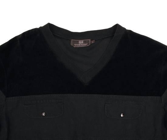 Givenchy Vintage 80's velour shirt Size US L / EU 52-54 / 3 - 1
