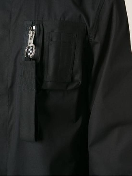 Givenchy Popeline Shirt With Pocket Zip Detail Size US M / EU 48-50 / 2 - 1