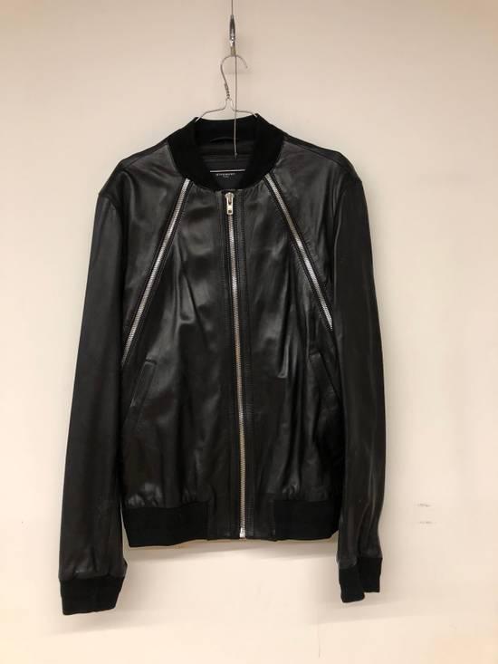 Givenchy Givenchy Leather Jacket Size US M / EU 48-50 / 2
