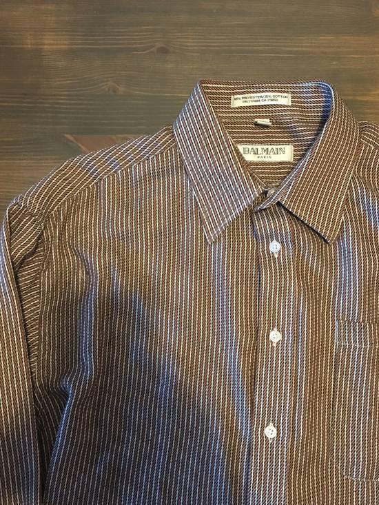 Balmain Balmain Casual Shirt Size US M / EU 48-50 / 2 - 1