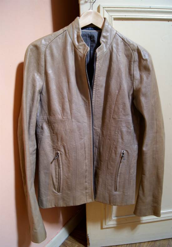 Julius Goatskin leather jacket Size US XS / EU 42 / 0
