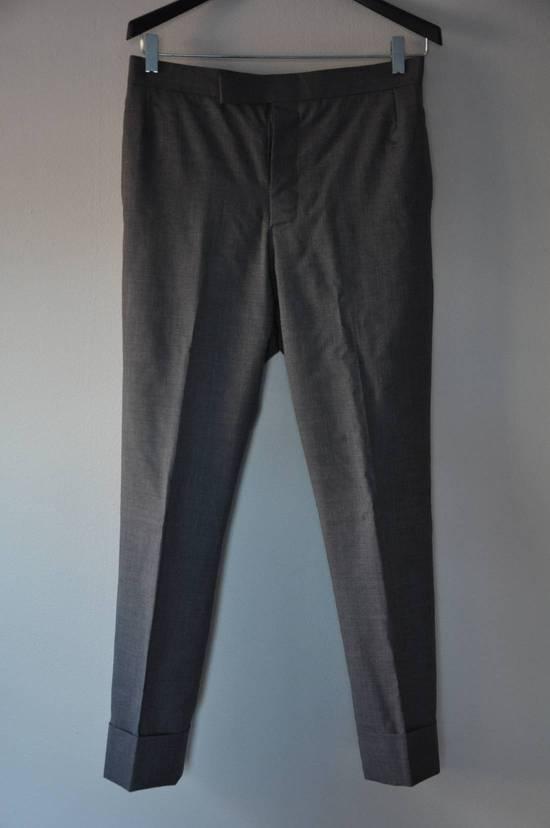 Thom Browne Grey wool pants Size US 32 / EU 48 - 3