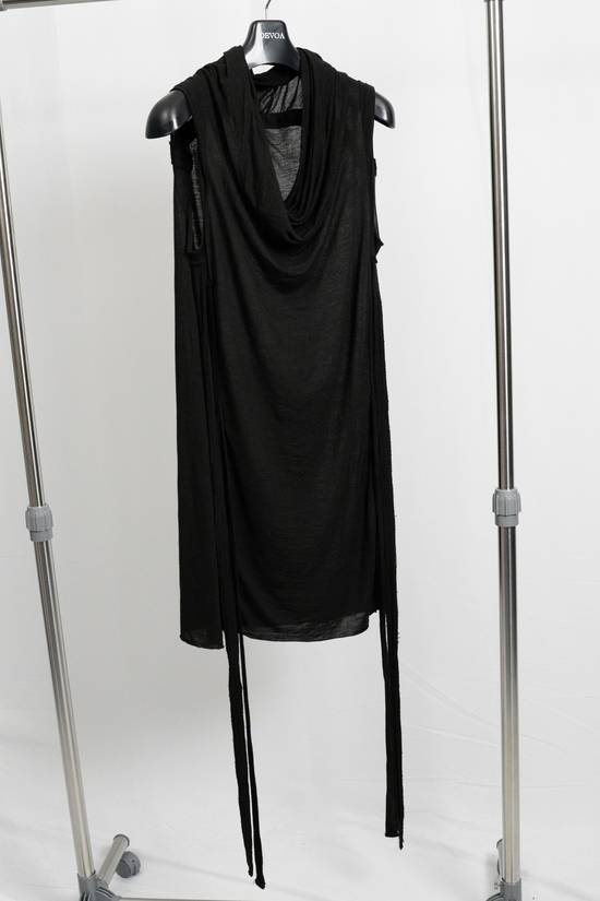 Julius SS11 Black Multi-strap Drapey Sleeveless Top Size US S / EU 44-46 / 1 - 1