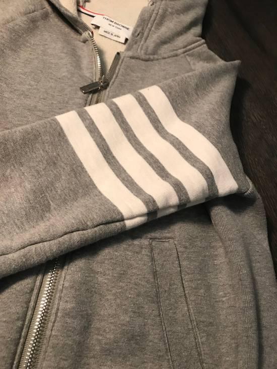Thom Browne Grey Hoodie Size US S / EU 44-46 / 1 - 2