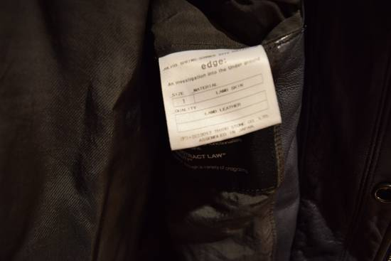 Julius SS12 Grey Leather Jacket Size US S / EU 44-46 / 1 - 4