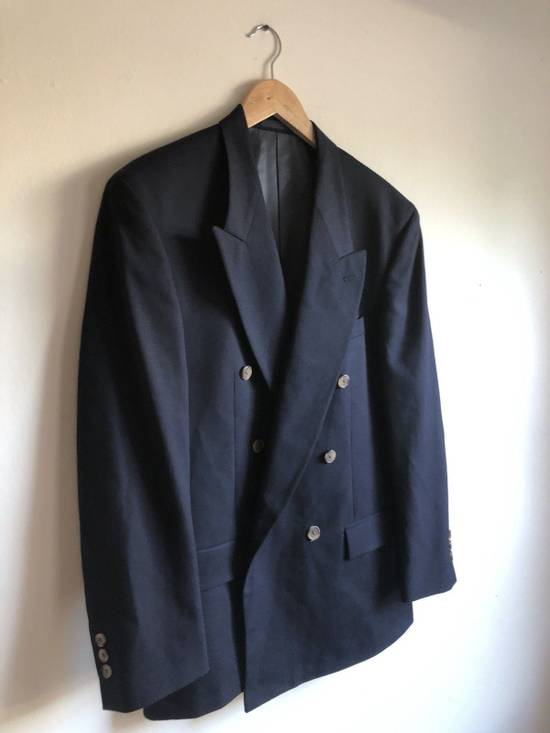 Givenchy Double Breasted Wool Blazer Size 40R - 1
