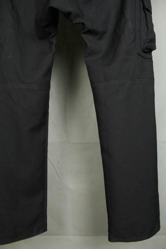 Balmain Balmain X H&M Cargo Biker Wool Pants Size EUR30 Size US 30 / EU 46 - 12