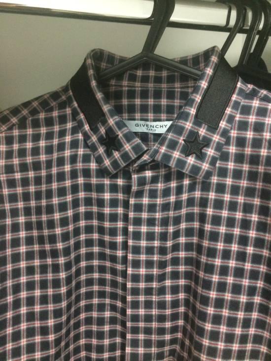 Givenchy Givenchy Checkered Shirt Size US M / EU 48-50 / 2