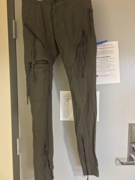 Julius MA COTTON NYLON FLIGHT PANTS Size US 28 / EU 44