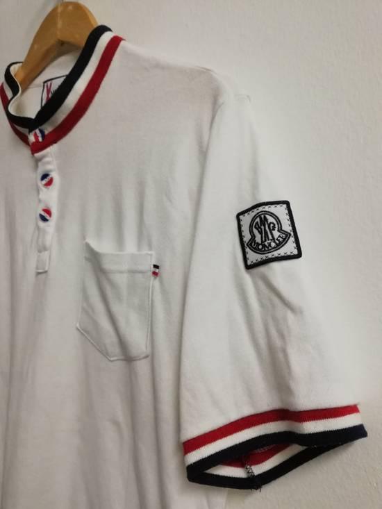 Thom Browne Moncler Gammebleu x Thom Browne Single Pocket Button Up Shirt Size US XXL / EU 58 / 5 - 2