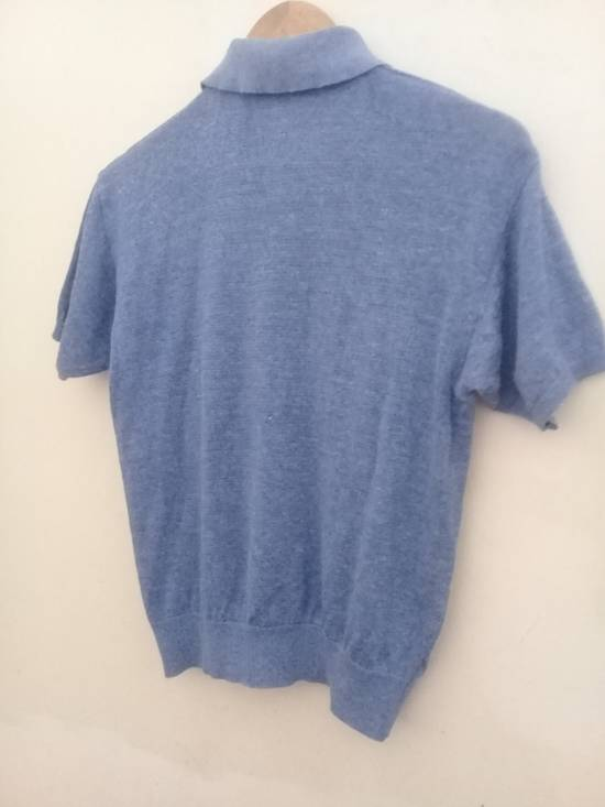 Givenchy Givenchy Play Blue Short Sleeve Collar Shirts Size US M / EU 48-50 / 2 - 1