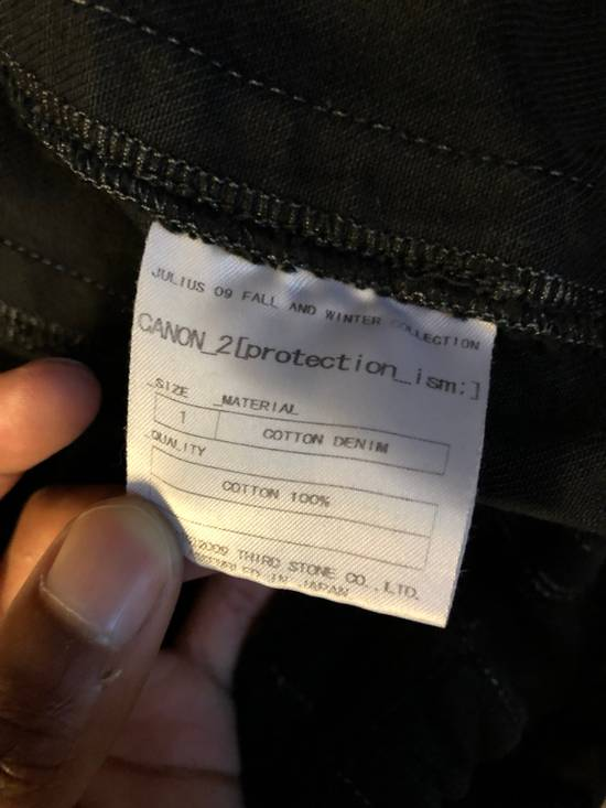 Julius Denim Rider Jacket Size US S / EU 44-46 / 1 - 4