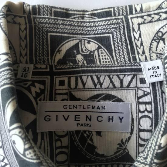 Givenchy Last Drop Before Delete!!! Vintage Givenchy Print Shirt Size US M / EU 48-50 / 2 - 2