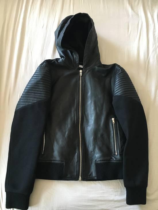 Givenchy Givenchy Leather Jacket Black Size US S / EU 44-46 / 1