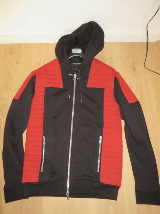 Balmain Quilted hoodie Size US XL / EU 56 / 4 - 9