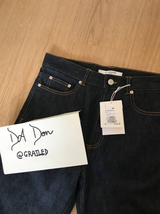 Givenchy Givenchy Three Stars Denim WS 2017 Size US 30 / EU 46 - 2