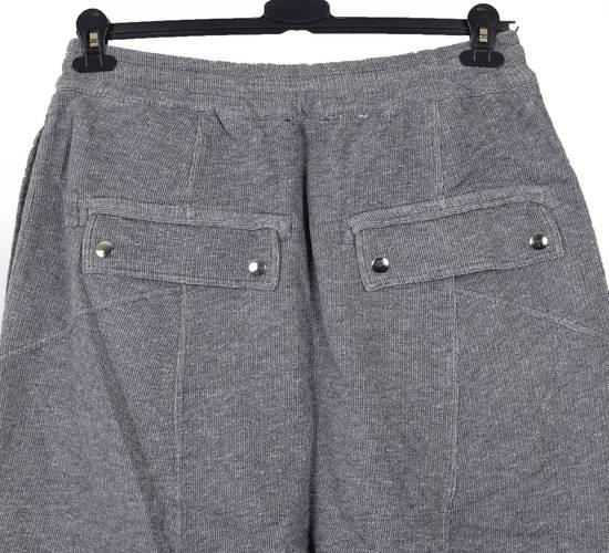 Balmain Original New Balmain Baggy Crotch Grey Men Trousers Sweat Pants in size M Size US 32 / EU 48 - 4