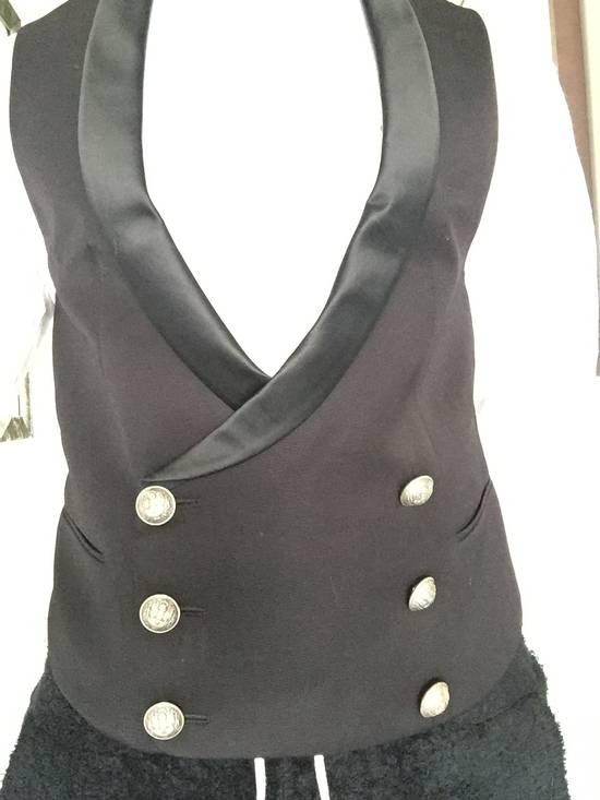 Balmain Balmain tuxedo vest Size US L / EU 52-54 / 3 - 8