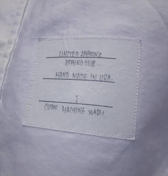 Thom Browne RARE !! Thom Browne X United Arrows Classic Oxford Shirt Size US S / EU 44-46 / 1 - 3