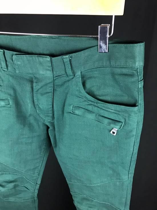 Balmain Dark Green Pants Size US 30 / EU 46 - 1
