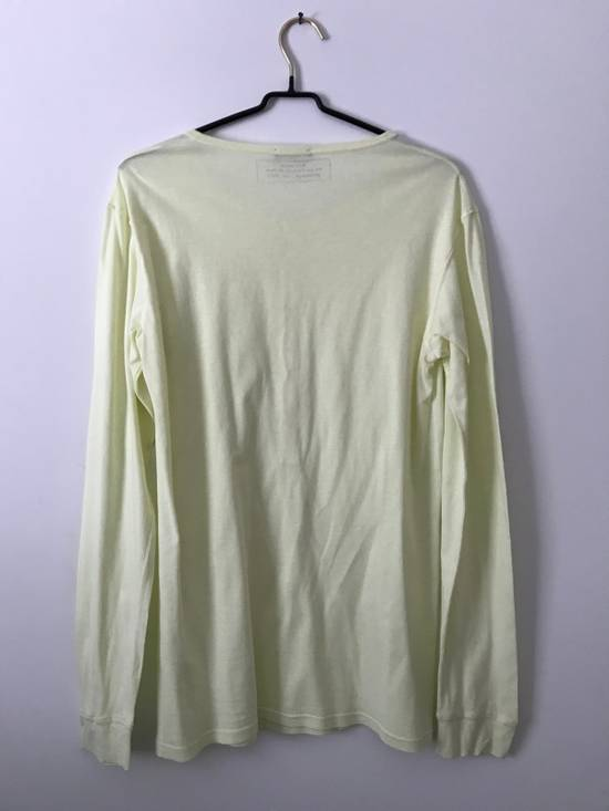 Balmain Henley Long Sleeve Balmain Tee Size US M / EU 48-50 / 2 - 2