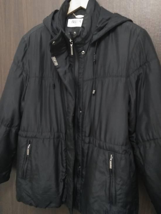 Balmain 💧 last price 💧 Black hoodie jacket Size US M / EU 48-50 / 2 - 2