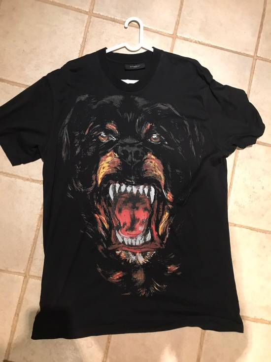 Givenchy Givenchy Rottweiler T-Shirt Size US XL / EU 56 / 4