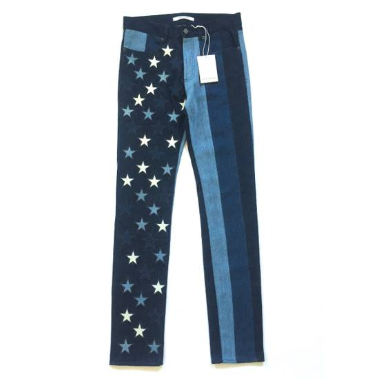 Givenchy $1.3k Stars & Stripes Denim Jeans NWT Size US 32 / EU 48