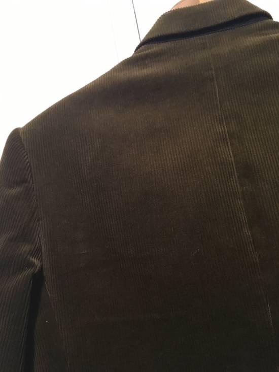 Balmain FW11 Distressed Corduroy Blazer Size 36R - 7