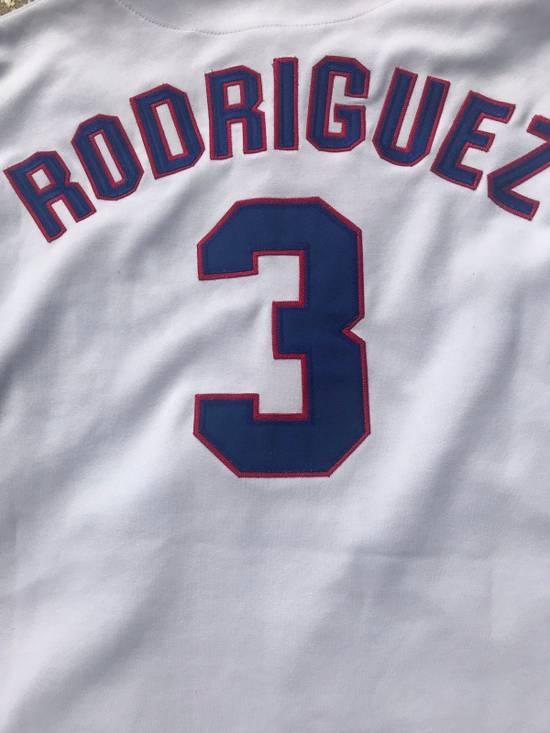 buy online c1346 46b33 Vintage Alex Rodriguez A-Rod Texas Rangers Baseball Jersey