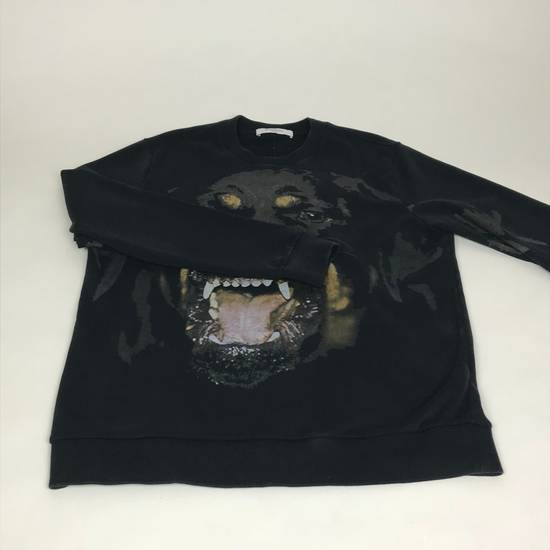 Givenchy Rottweiler Tisci Allover Rottweiler Crewneck Sweatshirt Size US M / EU 48-50 / 2 - 2