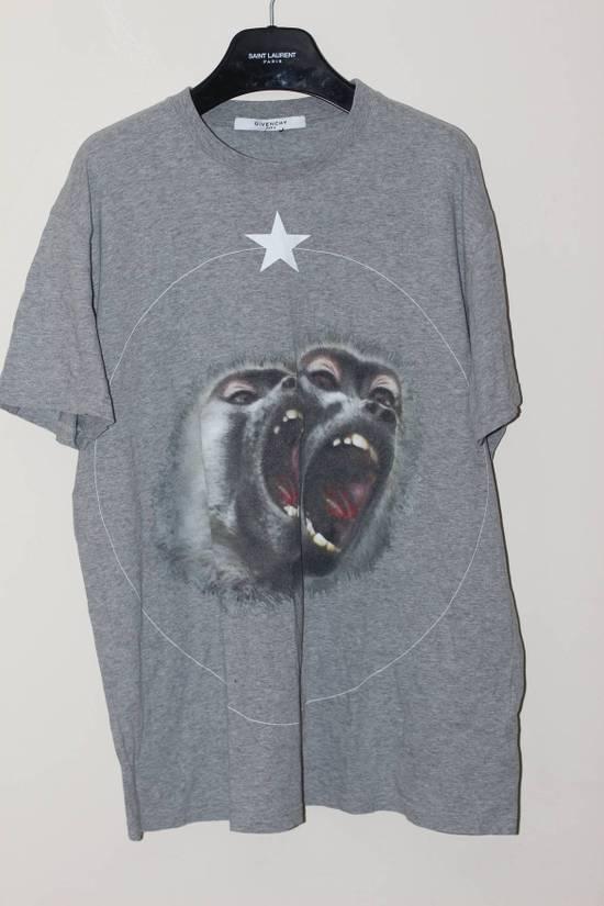 Givenchy Monkey Brothers T-Shirt Columbian fit Size US XS / EU 42 / 0