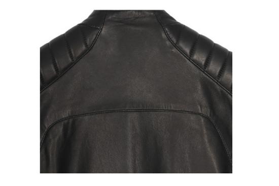 Balmain biker leather vest Size US M / EU 48-50 / 2 - 4