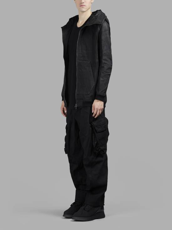 Julius NO MORE DROP, Black Gas Mask Cargo Pants SIZE 3 Size US 33 - 9