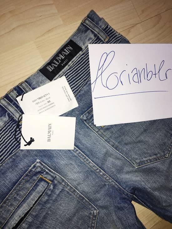 Balmain Biker Jeans Size US 32 / EU 48 - 3
