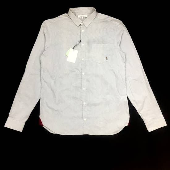 Balmain Fine Stripe Button Down Shirt NWT Size US L / EU 52-54 / 3