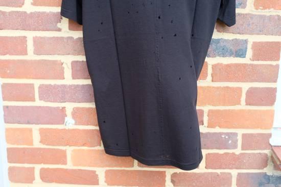 Givenchy Distressed Logo T-shirt Size US M / EU 48-50 / 2 - 8