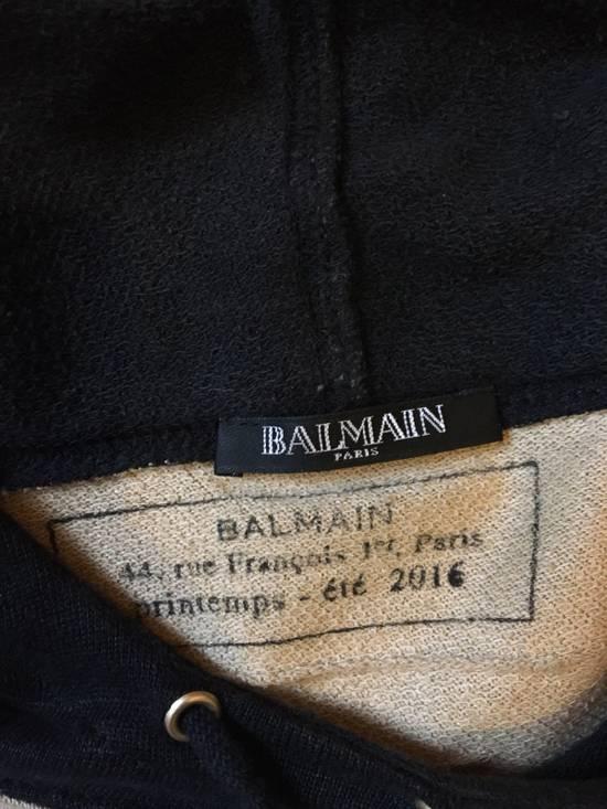 Balmain Balmain Beige Logo Hoodie Size US XS / EU 42 / 0 - 5