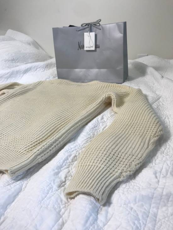 Givenchy Givenchy Off White Beige Sweater Size US L / EU 52-54 / 3 - 3