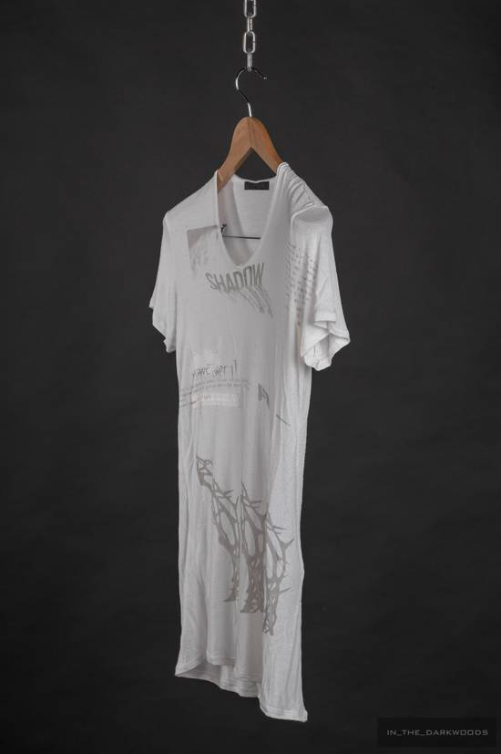Julius graphic rayon jersey tee 2010 mid-summer Size US S / EU 44-46 / 1 - 2