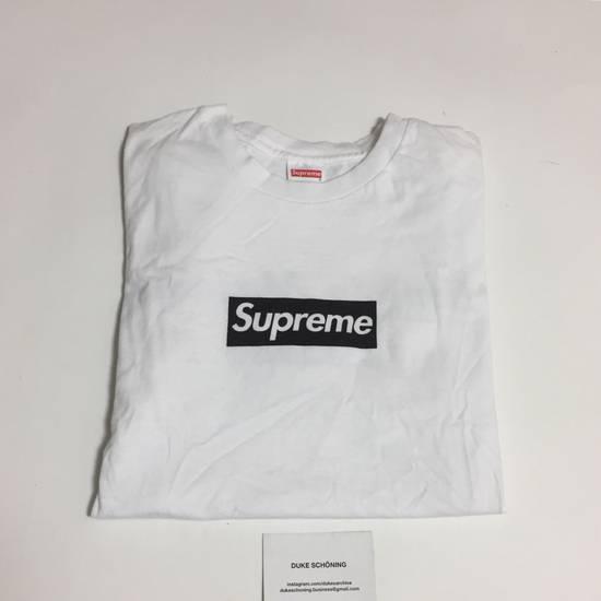 Supreme Supreme Paris Opening Box Logo T-Shirt Size US M / EU 48-50 / 2