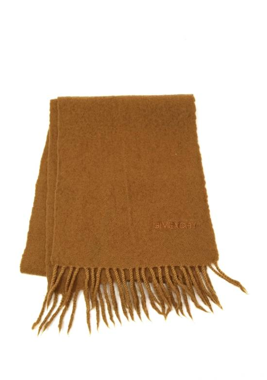 Givenchy Wool scarf beige Size ONE SIZE - 3