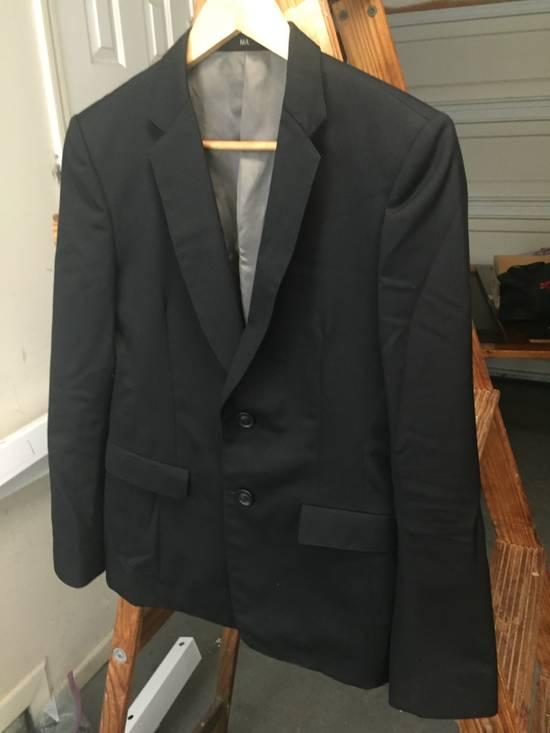 Julius AW08 Wool Gabardine 2B Blazer Size 36R