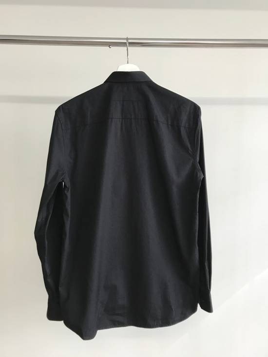 Givenchy Bomber Zip Pocket Dress Shirt Size US S / EU 44-46 / 1 - 4