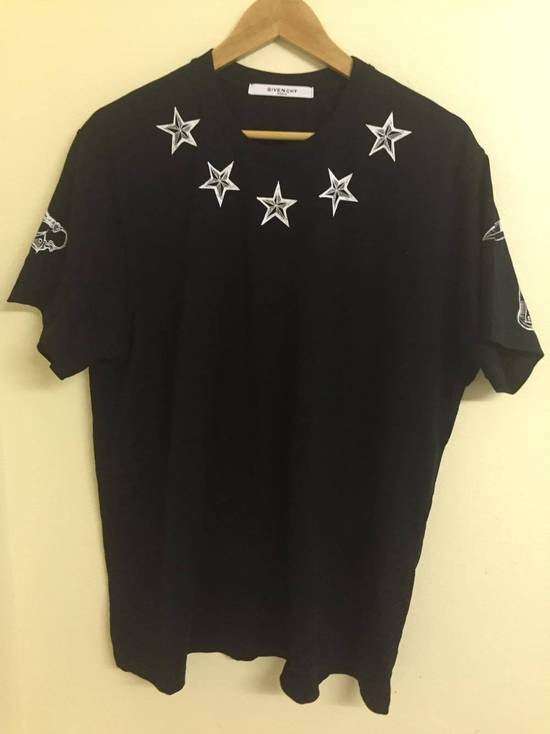 Givenchy Givenchy SS17 Star-print shirt Columbian Fit Size US M / EU 48-50 / 2