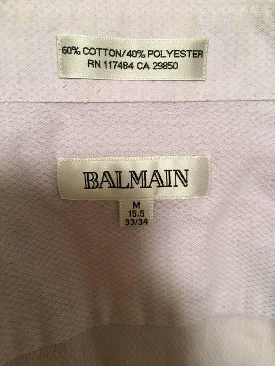 Balmain Classic Button Up ****LAST DROP**** Size US M / EU 48-50 / 2 - 4