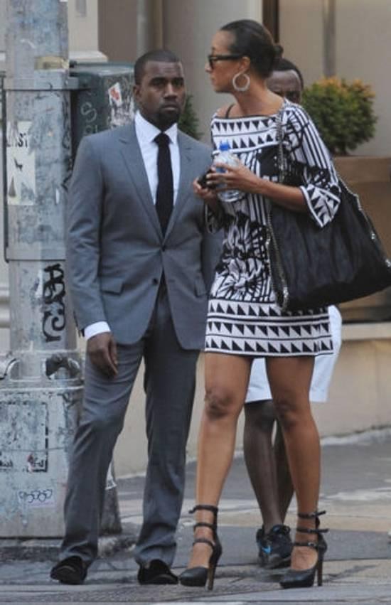 Balmain Balmain Suit Gray Size 40R (50R IT) Retail $2,950 Kayne West Size 40R - 1