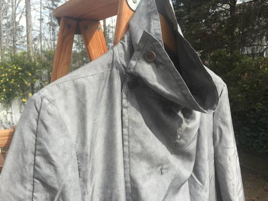 Julius SS14 Silk/Nylon Dusty Grey Coat Size US M / EU 48-50 / 2 - 8