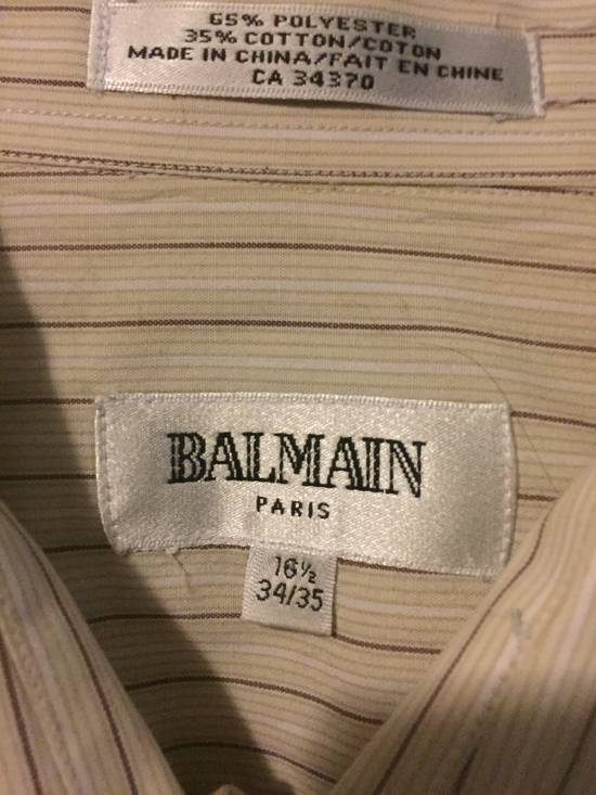 Balmain Balmain Button Up Shirt Size US M / EU 48-50 / 2 - 1